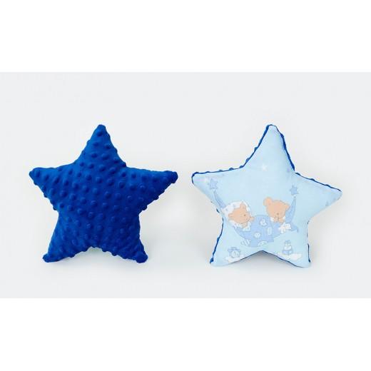 Mazlík MINKY hvězda H4